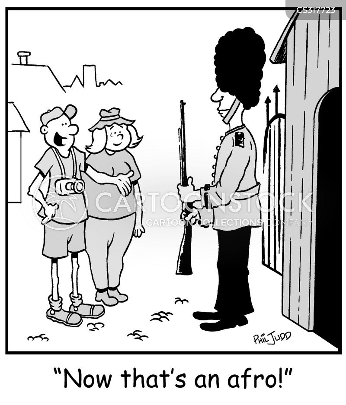 buckingham cartoon