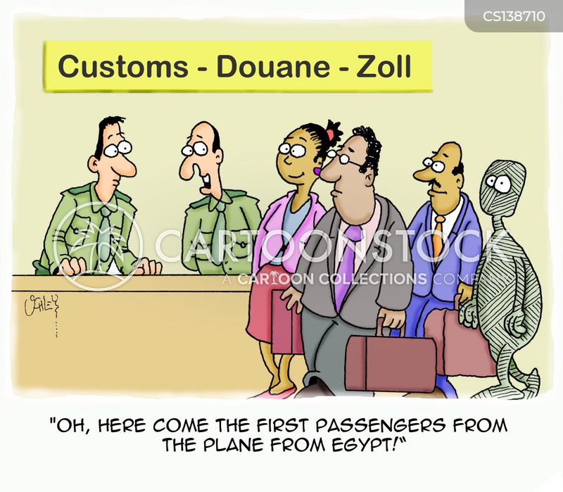 arrivals lounges cartoon