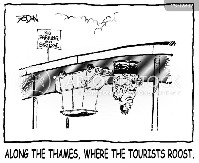 thames cartoon