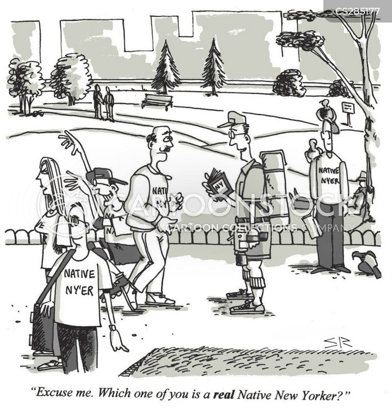 european tourist cartoon