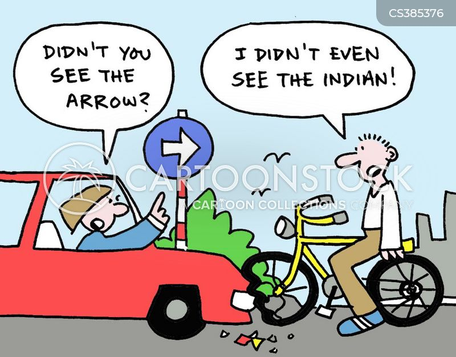 firing arrows cartoon