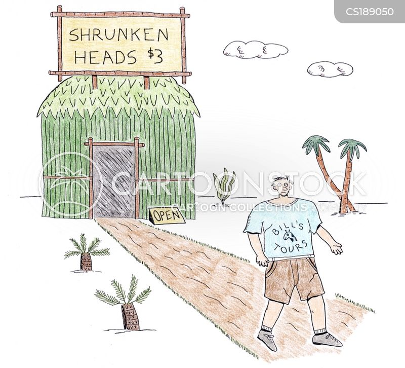 Shrunken Head cartoons, Shrunken Head cartoon, funny, Shrunken Head picture, Shrunken Head pictures, Shrunken Head image, Shrunken Head images, Shrunken Head illustration, Shrunken Head illustrations