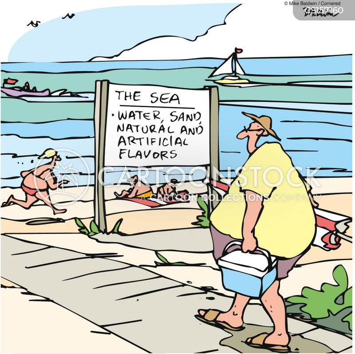 seasides cartoon