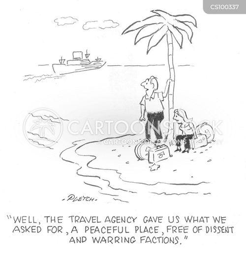 dissent cartoon