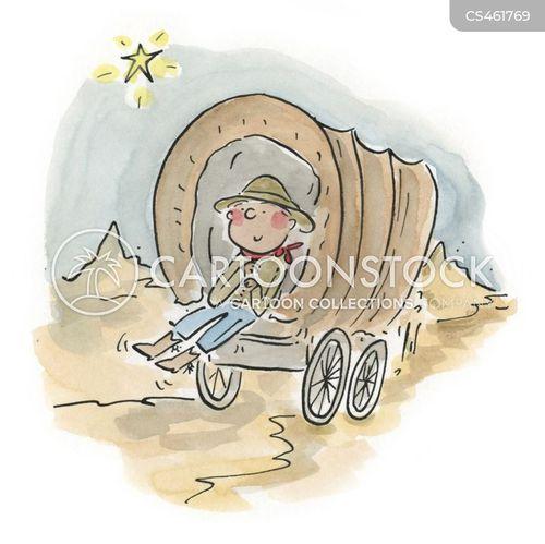 gold prospector cartoon