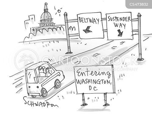 beltway cartoon