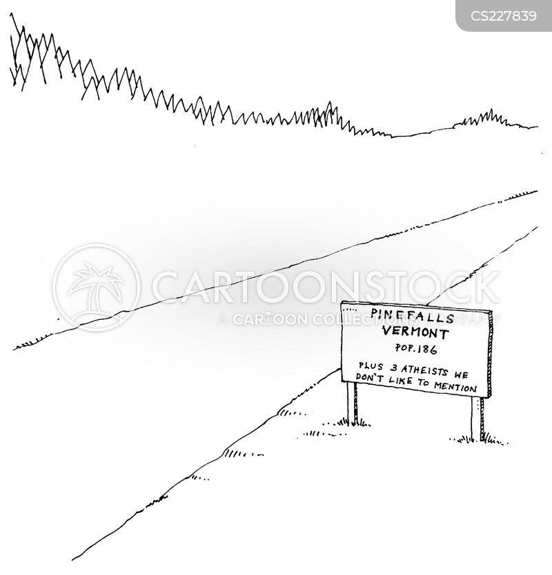vermont cartoon