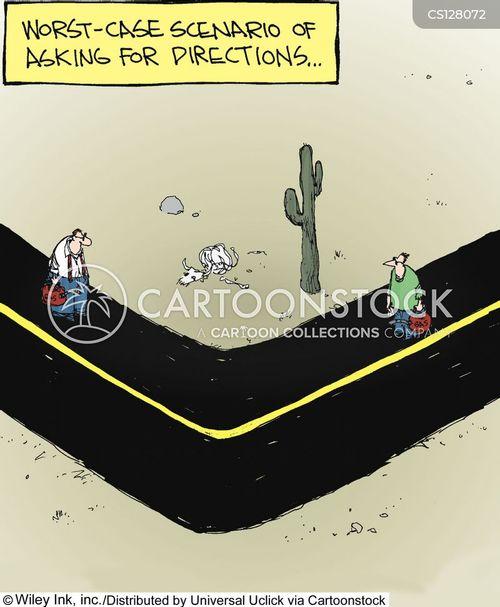 worst-case scenarios cartoon