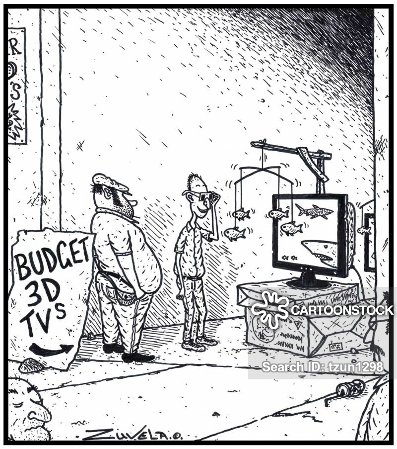 latest technology cartoon