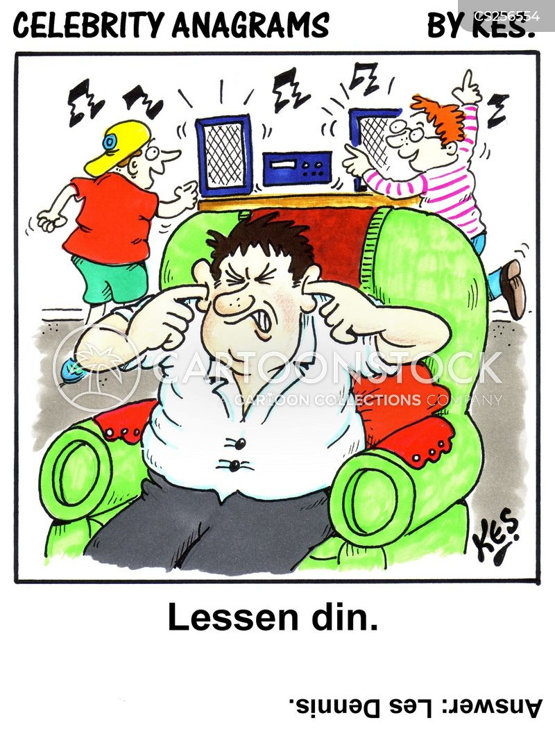 lessen cartoon
