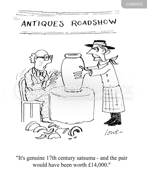 collectables cartoon