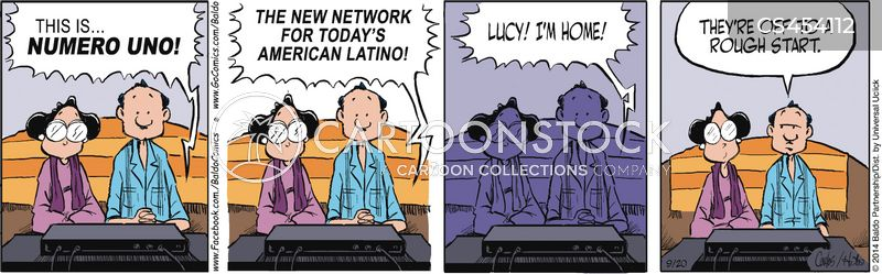 spanish language cartoon