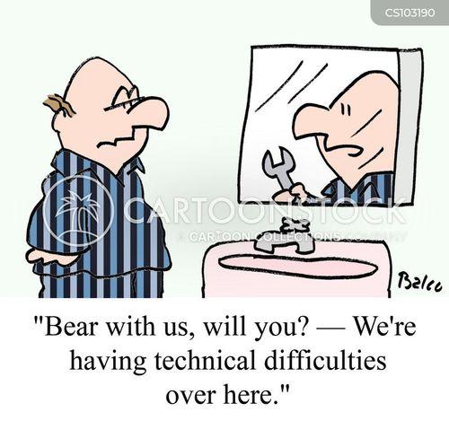 sight gags cartoon