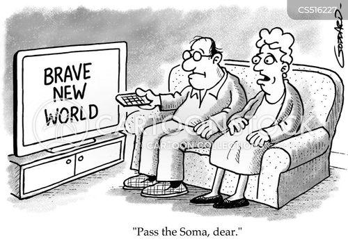 soma cartoon
