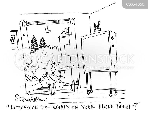 evenings cartoon