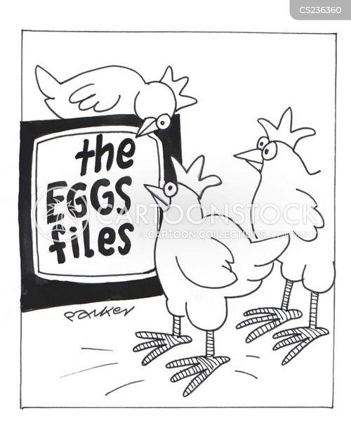The X Files Cartoon 1 Of 4