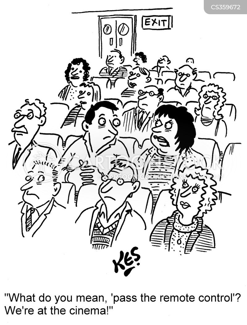 zapper cartoon
