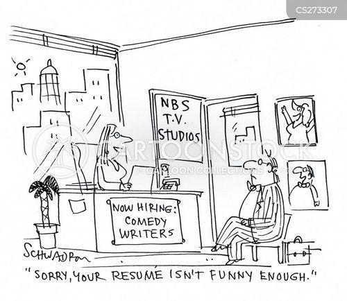 tv studio cartoon