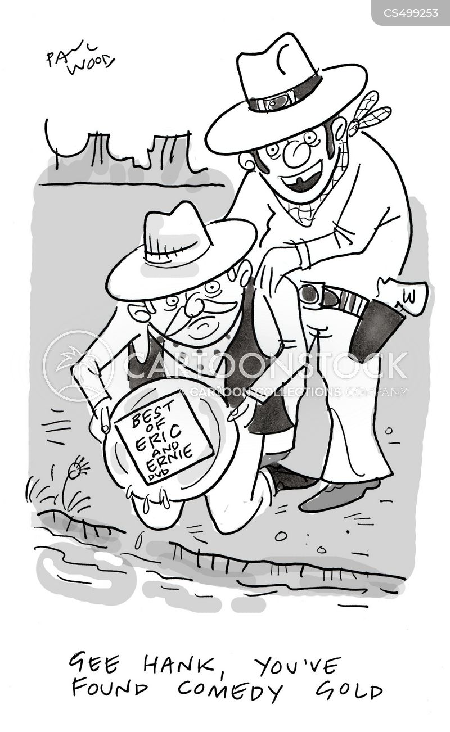 gold rush cartoon
