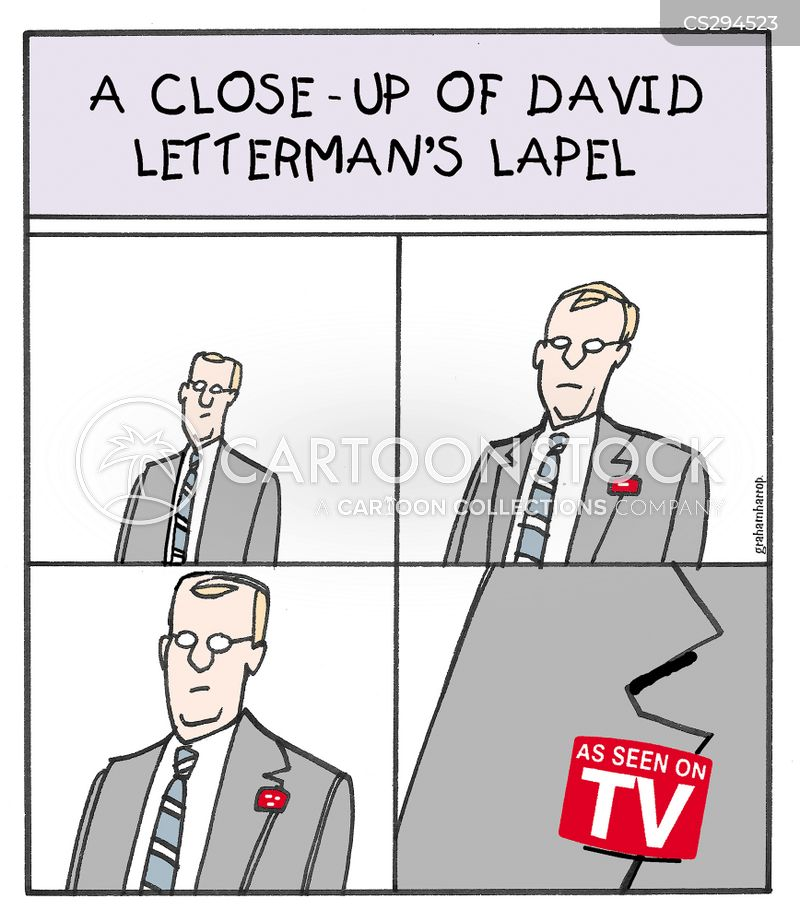 lapel cartoon
