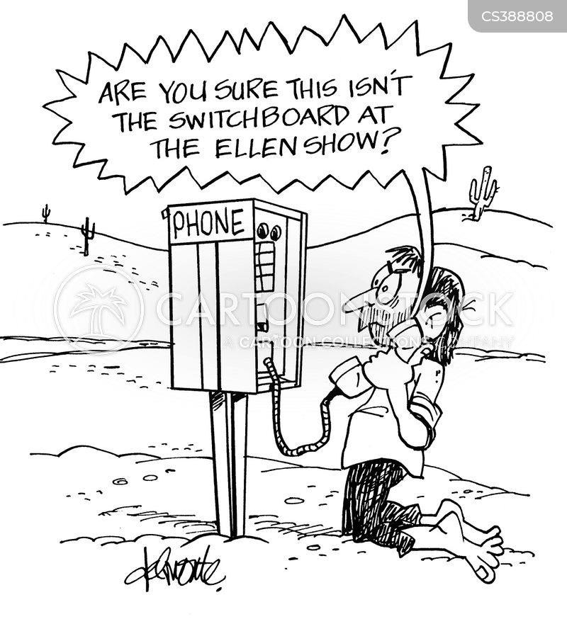 switchboards cartoon