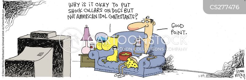 talent competitions cartoon