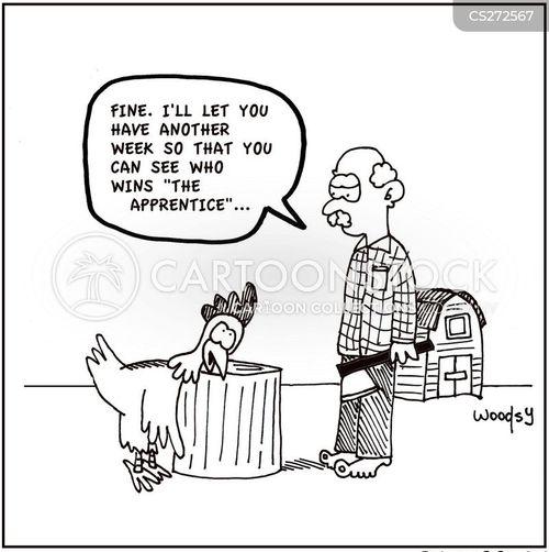 farmyard animal cartoon