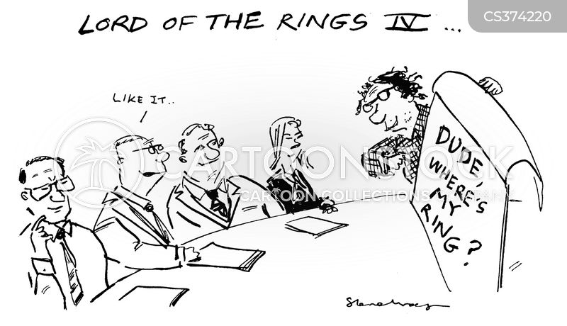 lord of the rings cartoon