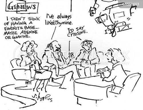 tv panel cartoon