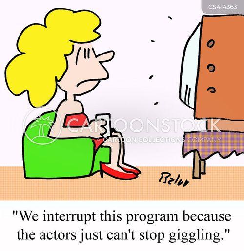 giggles cartoon