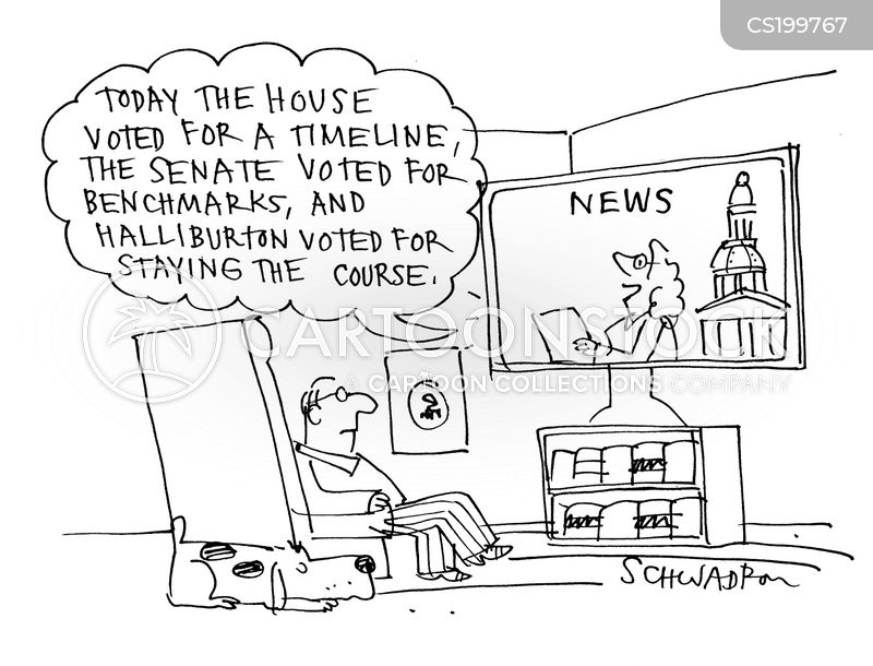 benchmark cartoon