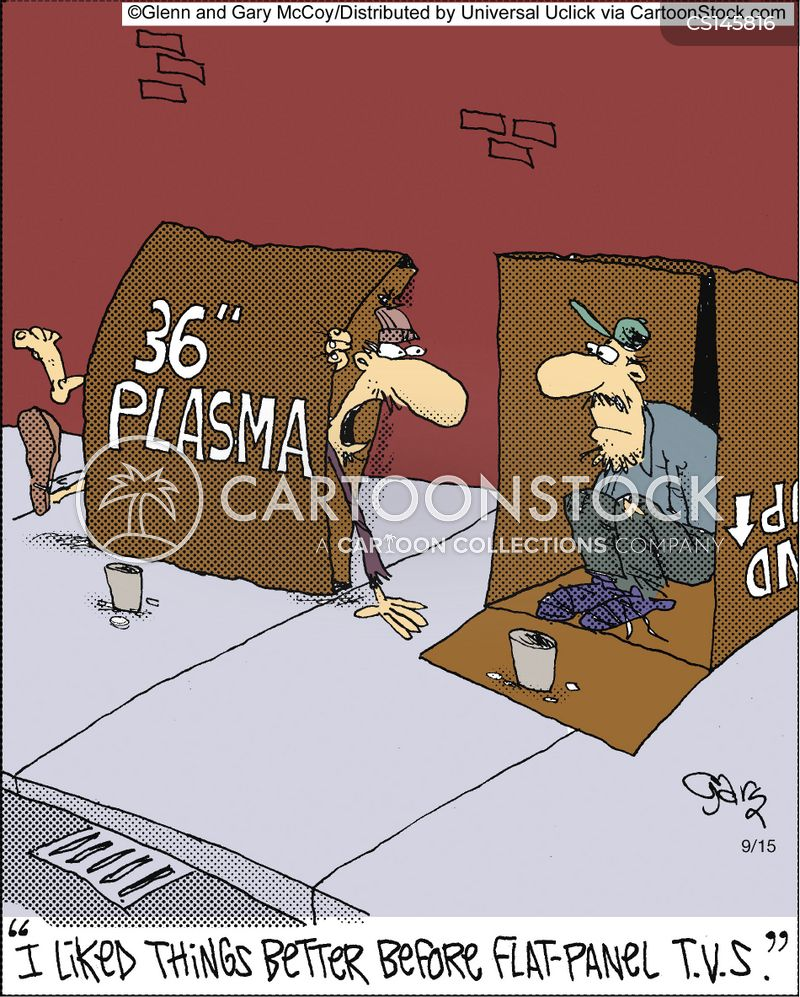 living in a box cartoons and comics funny pictures from cartoonstock. Black Bedroom Furniture Sets. Home Design Ideas
