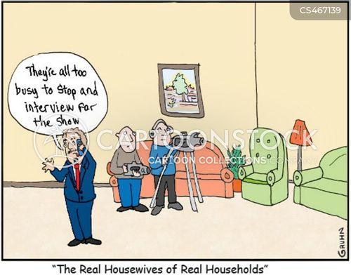 reality tvs cartoon