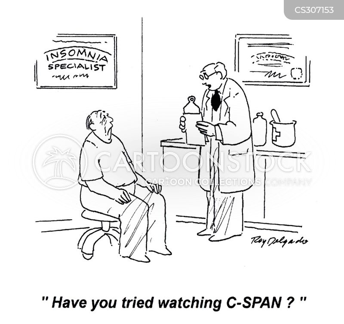 c-span cartoon