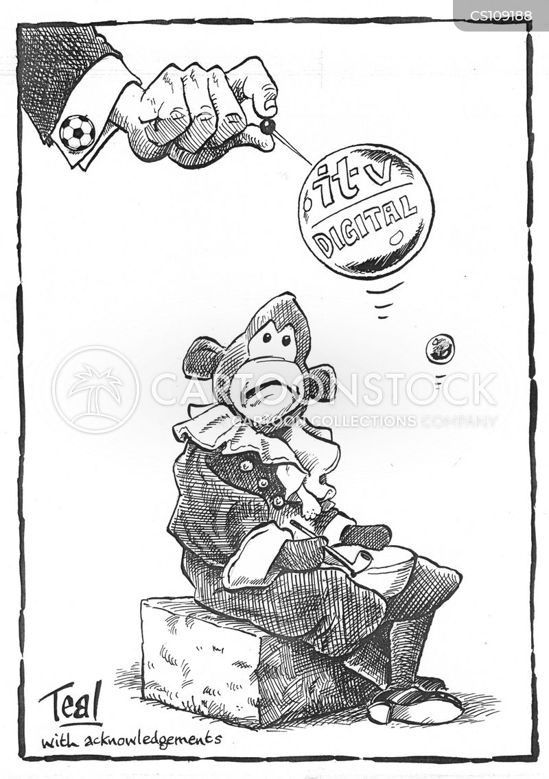 football association cartoon