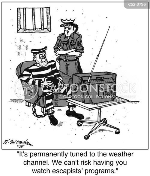 escapist tv cartoon