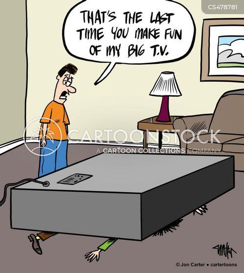 mockeries cartoon