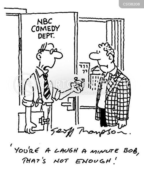 high standard cartoon