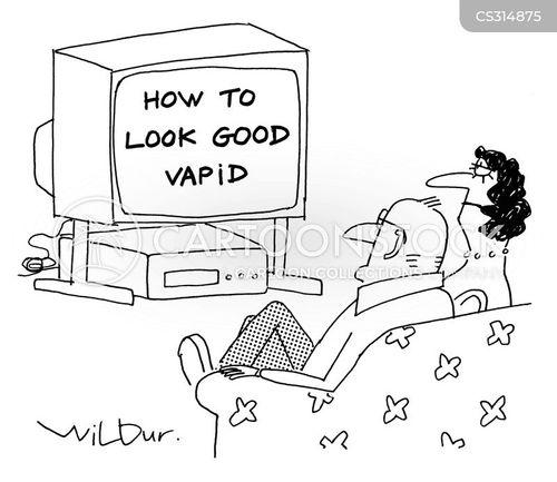 vapid cartoon