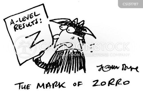 zorro cartoon