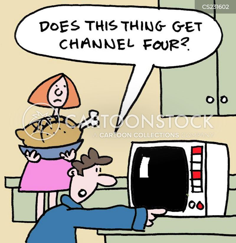 Oven Cartoon Pictures Microwave Ovens Cartoon 3 of