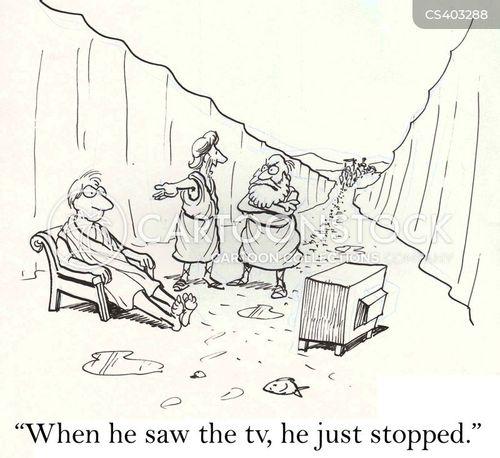 sets cartoon
