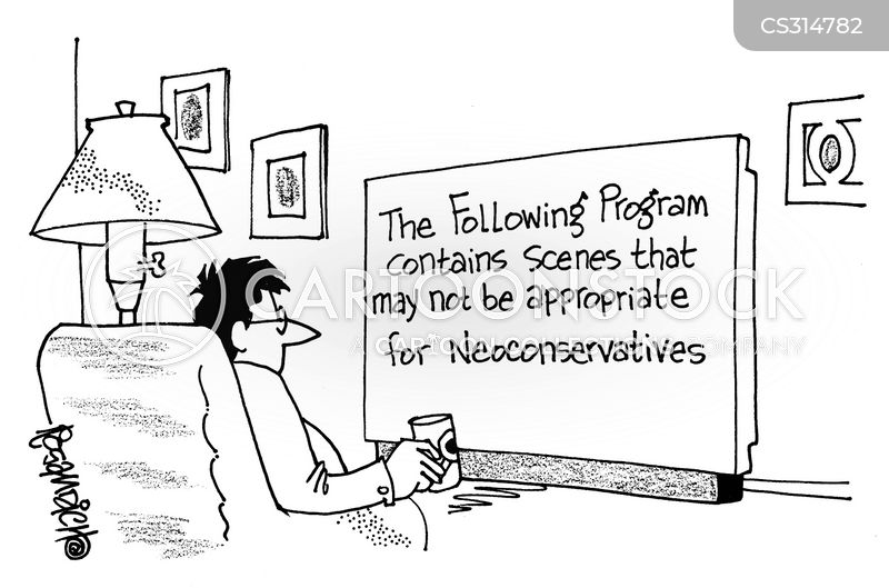 neoconservatives cartoon