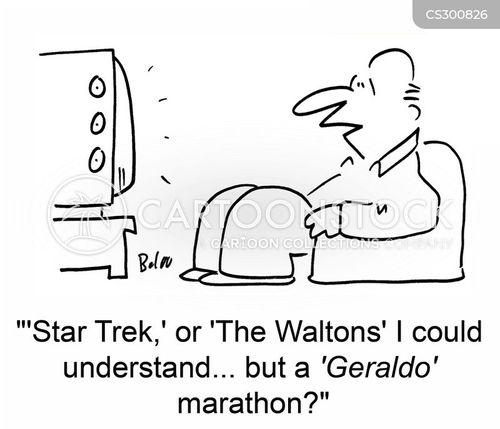 waltons cartoon