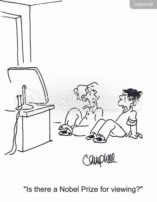 viewings cartoon