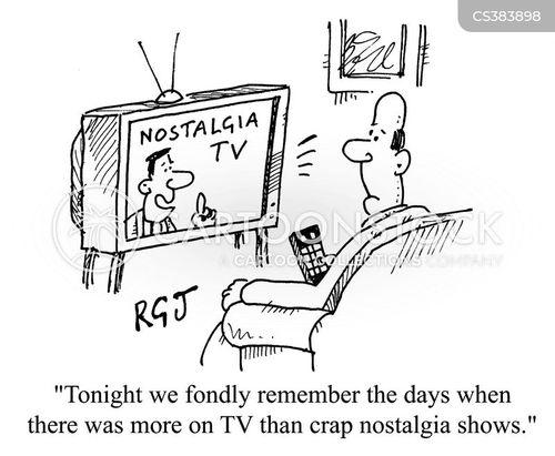 television programming cartoon