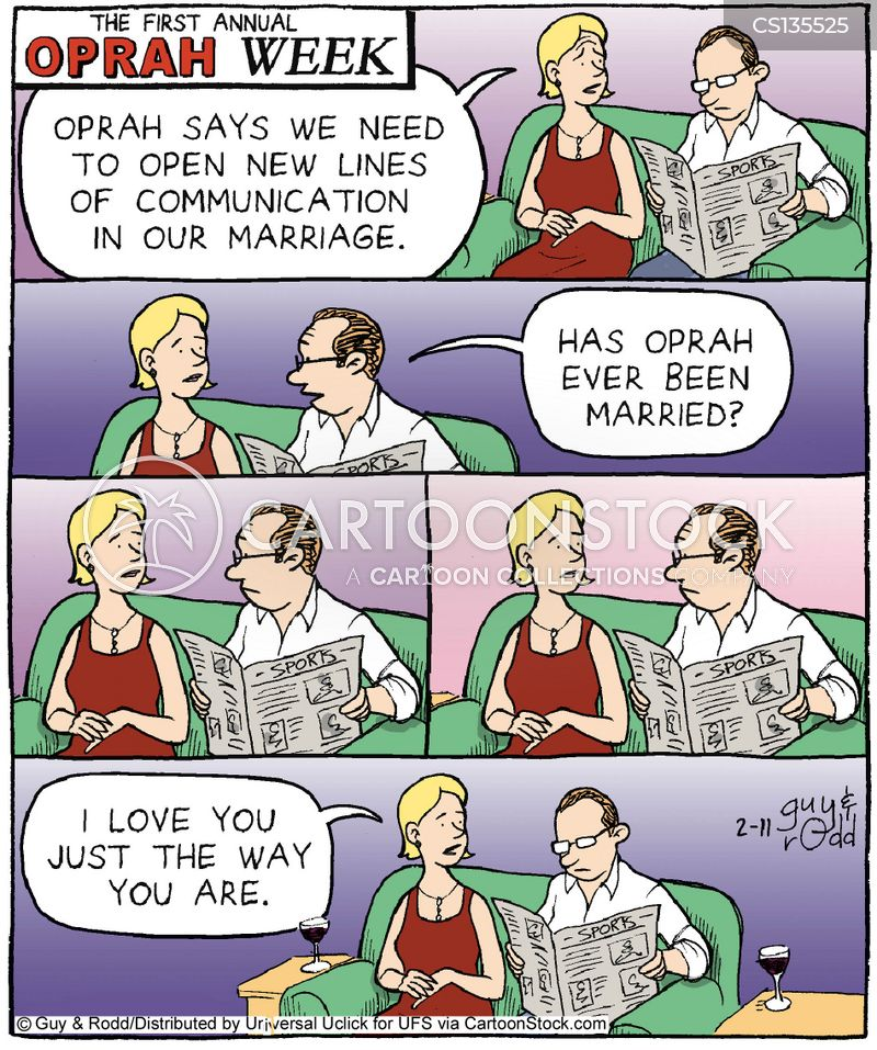 marriage counsel cartoon