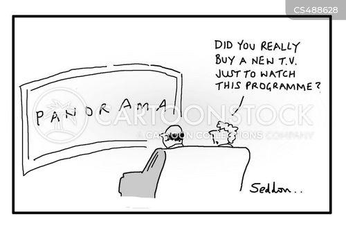 widescreens cartoon