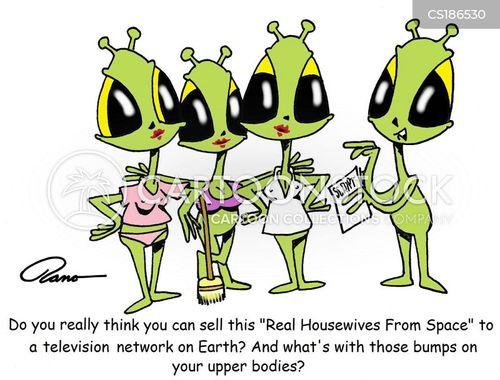 tv network cartoon