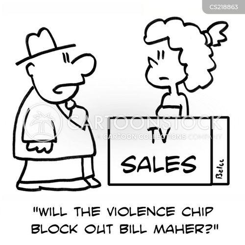 maher cartoon